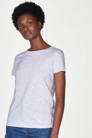 Thought Purple Fairtrade Organic Cotton T-Shirt