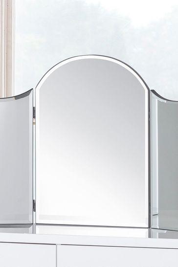 3 Way Adjustable Dressing Table Mirror by Julian Bowen
