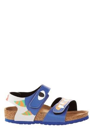 Birkenstock® Blue Monster Palu Sandals