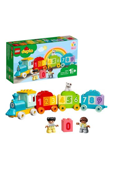LEGO 10954 DUPLO My First Number Train Toy