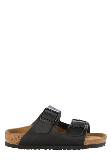 Birkenstock® Black Arizona Sandals