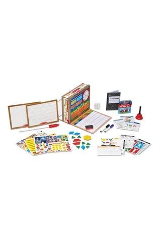 Melissa and Doug School Time! Classroom Play Set