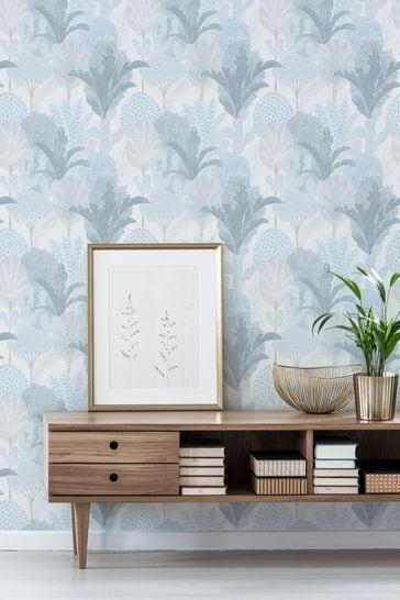 A Street Silver Ari Wallpaper