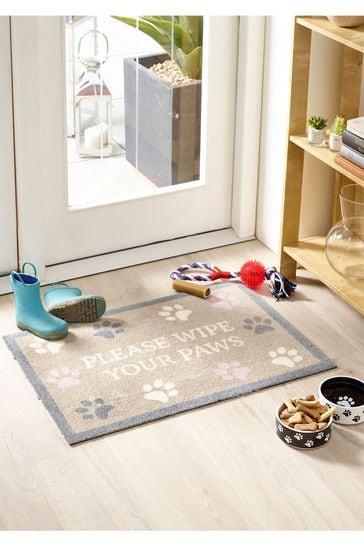 Howler & Scratch Wipe Your Paws Doormat