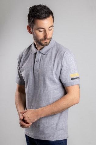 CAT® Grey Essentials Polo