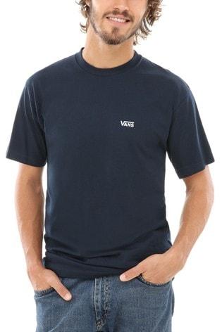 Vans Blue LC Logo T-Shirt
