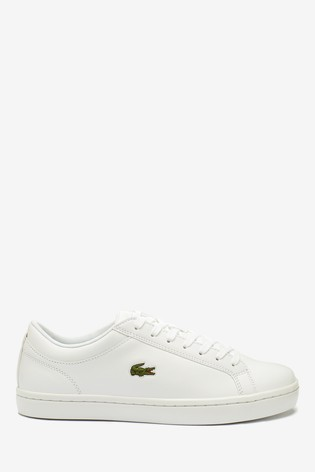 Lacoste® Straightset Trainers