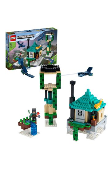 LEGO 21173 Minecraft The Sky Tower Building Set