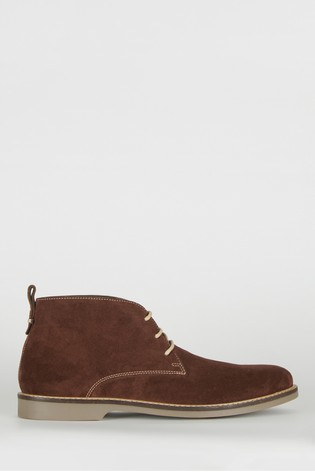 Barbour® Consett Suede Chukka Boots