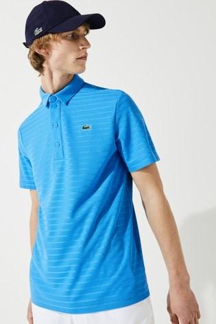 Lacoste® Golf Stripe Polo