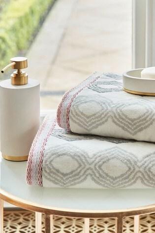 Bedeck of Belfast Silver Sezan Towel