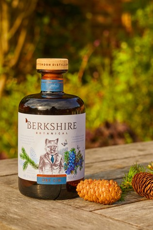 50cl Dry Gin by Berkshire Botanical