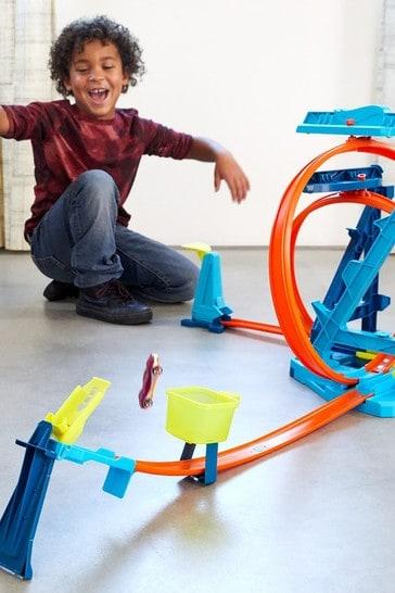 Hot Wheels Track Builder Unlimited Infinity Loop Kit Set