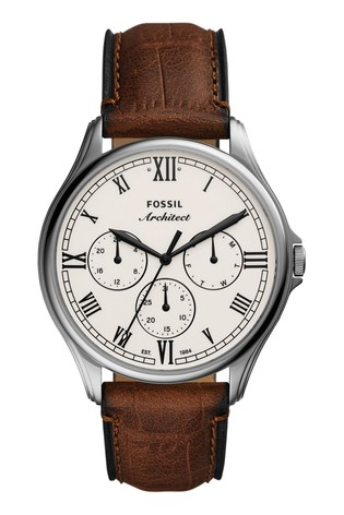 Fossil Brown Arc 02 Watch