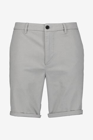 River Island Grey Vienna Skinny Shorts