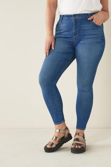 Levi's® Curve 720™ High Rise Super Skinny Jeans