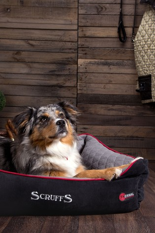Washable Thermal Large Dog Breed Pet Bed by Scruffs®