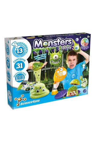 Science 4 You Monsters Factory