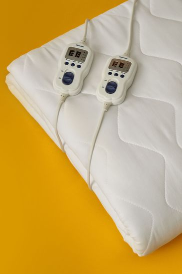 Silentnight Multi-Zone Heated And Quilted Mattress Topper Electric Blanket