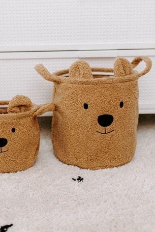 Childhome Teddy Medium Basket