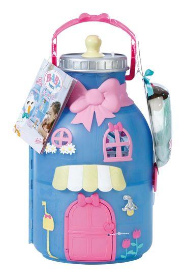 BABY born Surprise Baby Bottle House 904145