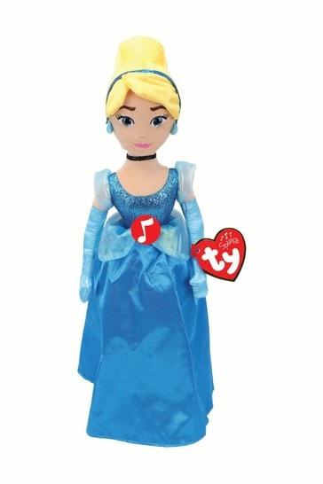 Ty Cinderella Disney™ Princess Medium Beanie Soft Toy