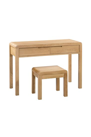 Kemble Dressing Table And Stool By Julian Bowen