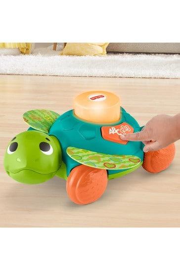 Fisher-Price Linkimals SittoCrawl Sea Turtle Toy