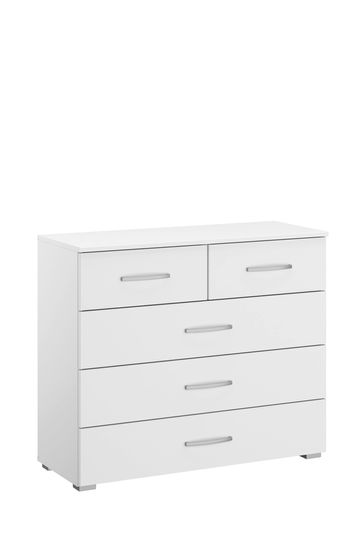 Cameron 5 Drawer Multi Chest By Rauch