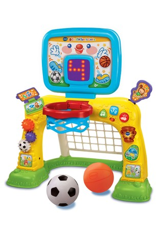 VTech Baby 2-In-1 Sports Centre 156303