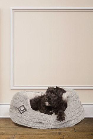 Danish Designs Bobble Pewter Deluxe Slumber Bed