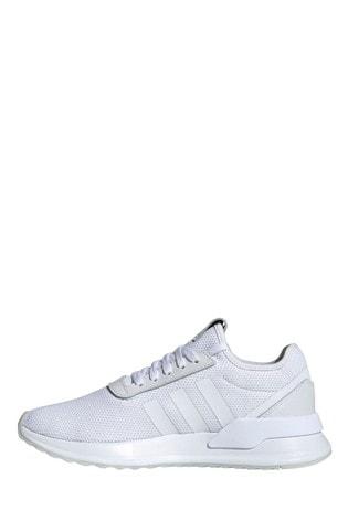 adidas Originals White U-Path Trainers