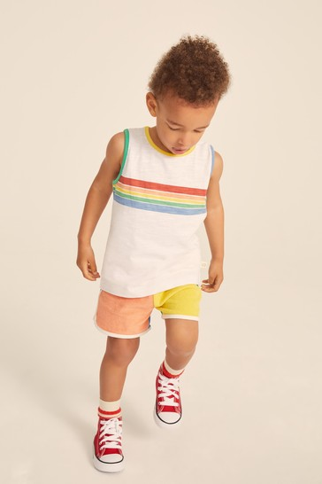 Little Bird Unisex Vest And Shorts Set