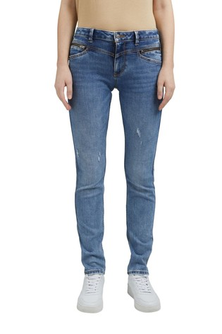 Esprit Womens High Rise Skinny Jeans