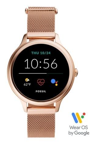 Fossil Gen 5E Connected Smart Watch