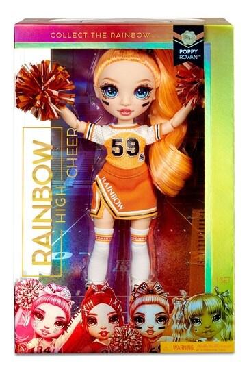 Rainbow Surprise Poppy Rowan Doll