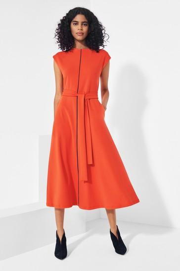 Cefinn x Label Sleeveless Jersey Dress