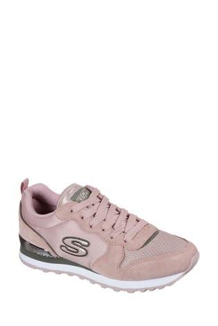 Skechers® Purple 85 Step N Fly Trainers