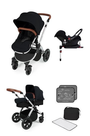 Ickle Bubba Stomp V3 AIO Isofix Pushchair
