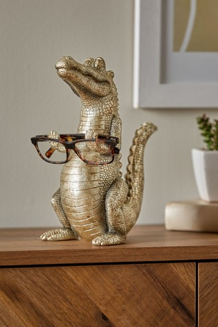 Alex the Alligator Glasses Holder
