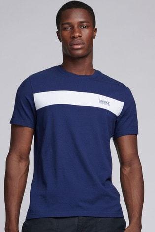 Barbour® International Accelerator Panel T-Shirt