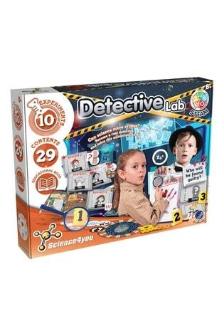 Science 4 U Detective Lab
