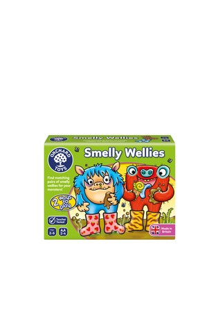 Orchard Toys Smelly Wellies