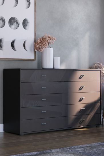 Monroe 10 Drawer Wide Chest