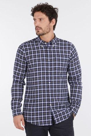 Barbour® Linen Mix 3 Tailored Shirt