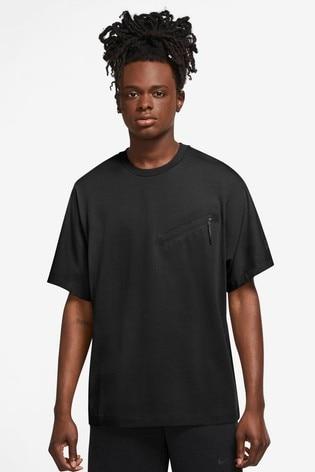 Nike Tech Zip T-Shirt