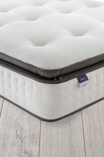 Silentnight Geltex Miracoil Pillow Top Mattress