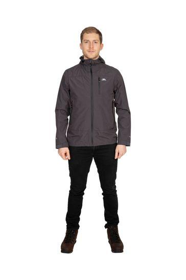 Trespass Grey Rakenfard - Male Jacket TP75