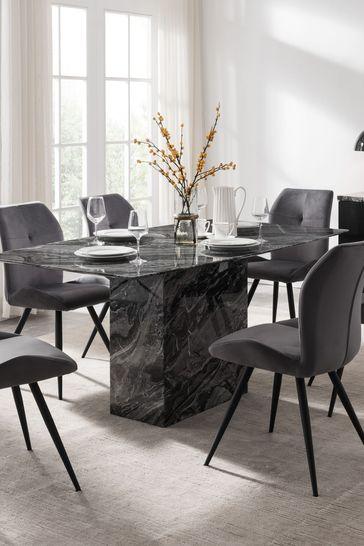 Indigo Dining Table by Alfrank