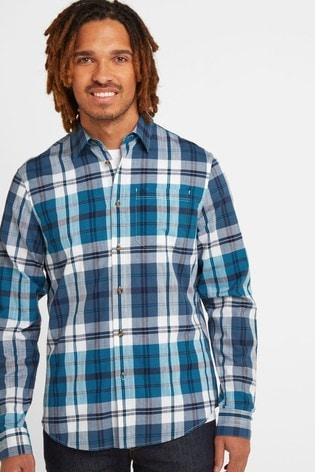 Tog 24 Mens Blue Stanton Shirt